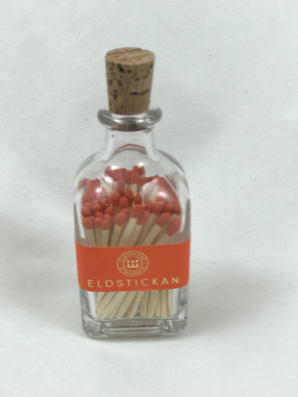 Fyrstikker i flaske,  Oransje