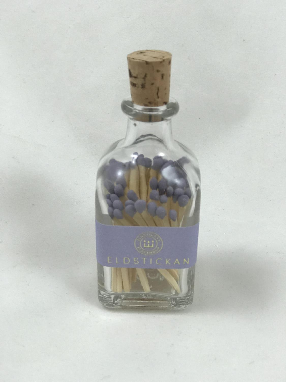 Fyrstikker i flaske, Lavendel/lilla