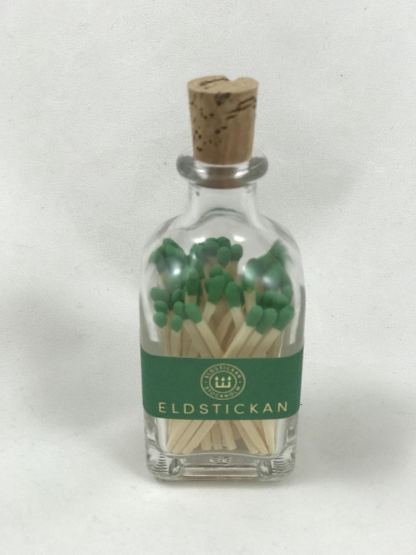 Fyrstikker i flaske, Grønn