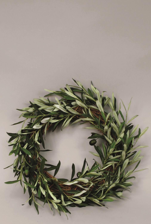 Olive Wreath 40cm