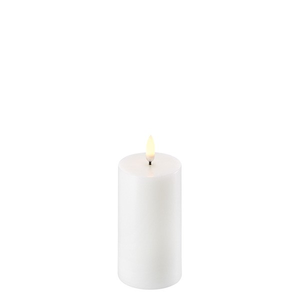 Ledlys, Uyuni Kubbelyd ledlys, 5,8cm x 10cm. Nordi