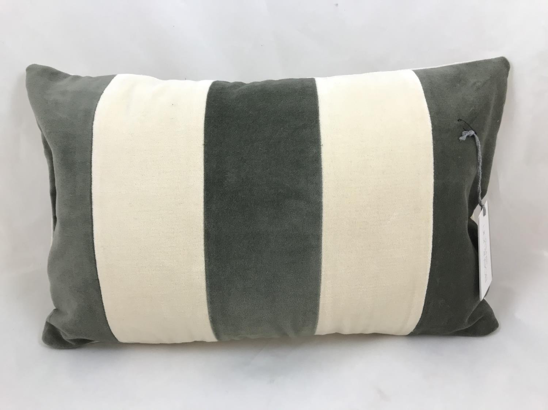 Putetrekk Block Stripe - 30x50cm