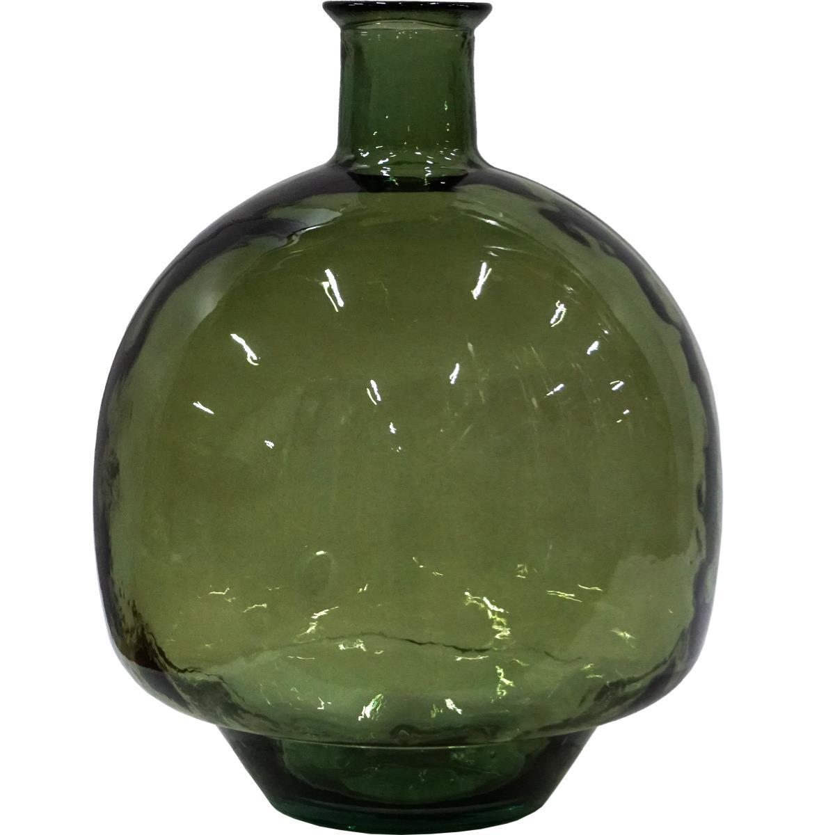 Glassvase Joy Grønn