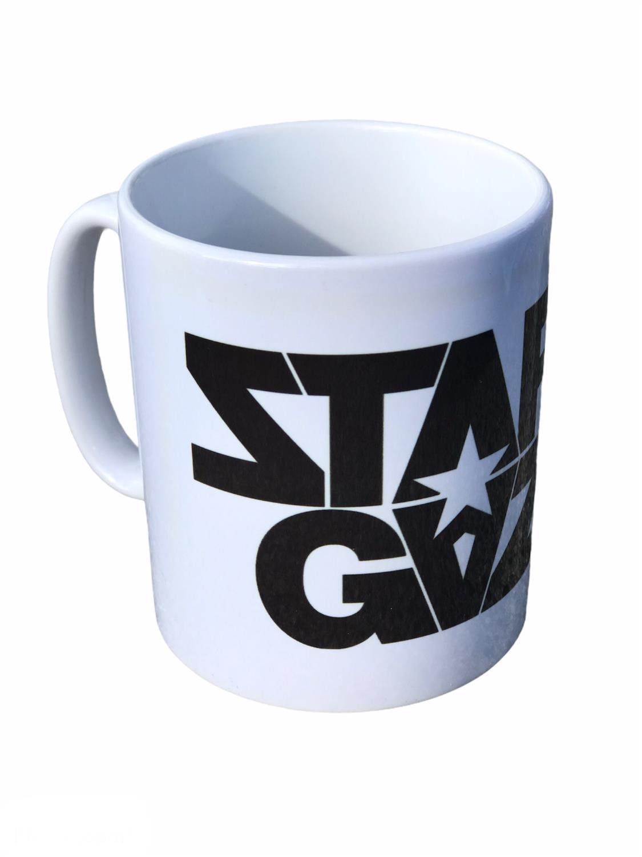 Statgazer, Keramikk, LOGO. 300Ml