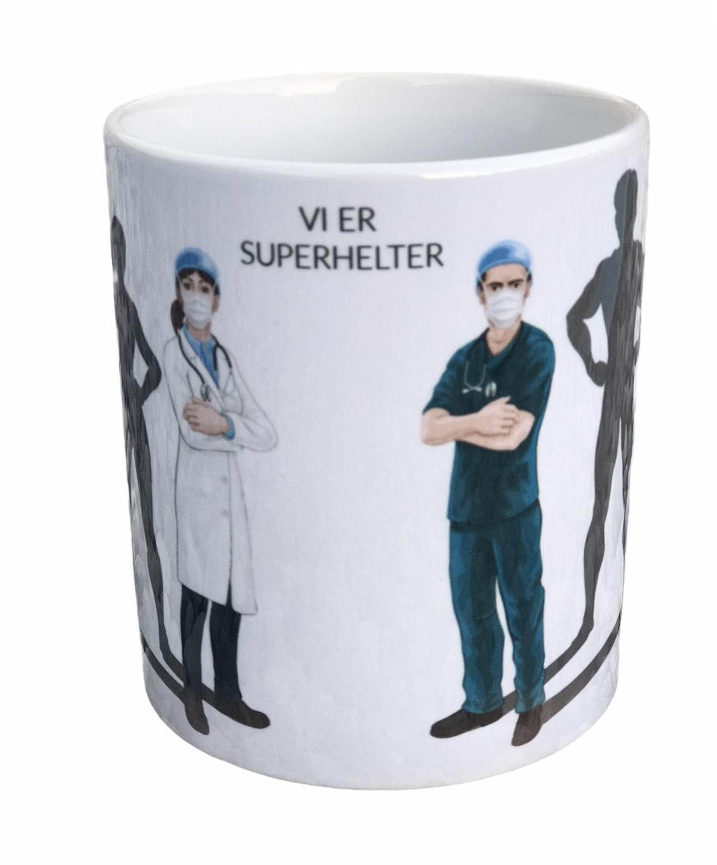 Krus, Vi er SUPERHELTER