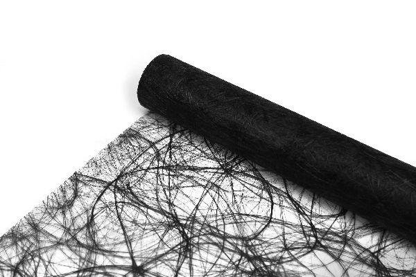 Festremse Sizoweb svart 30cmx5m