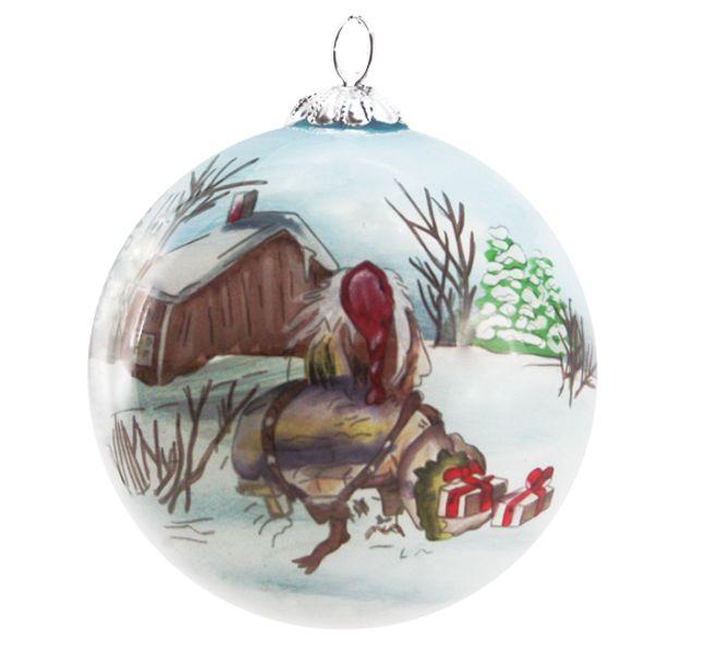 Gammelnissen - julekule
