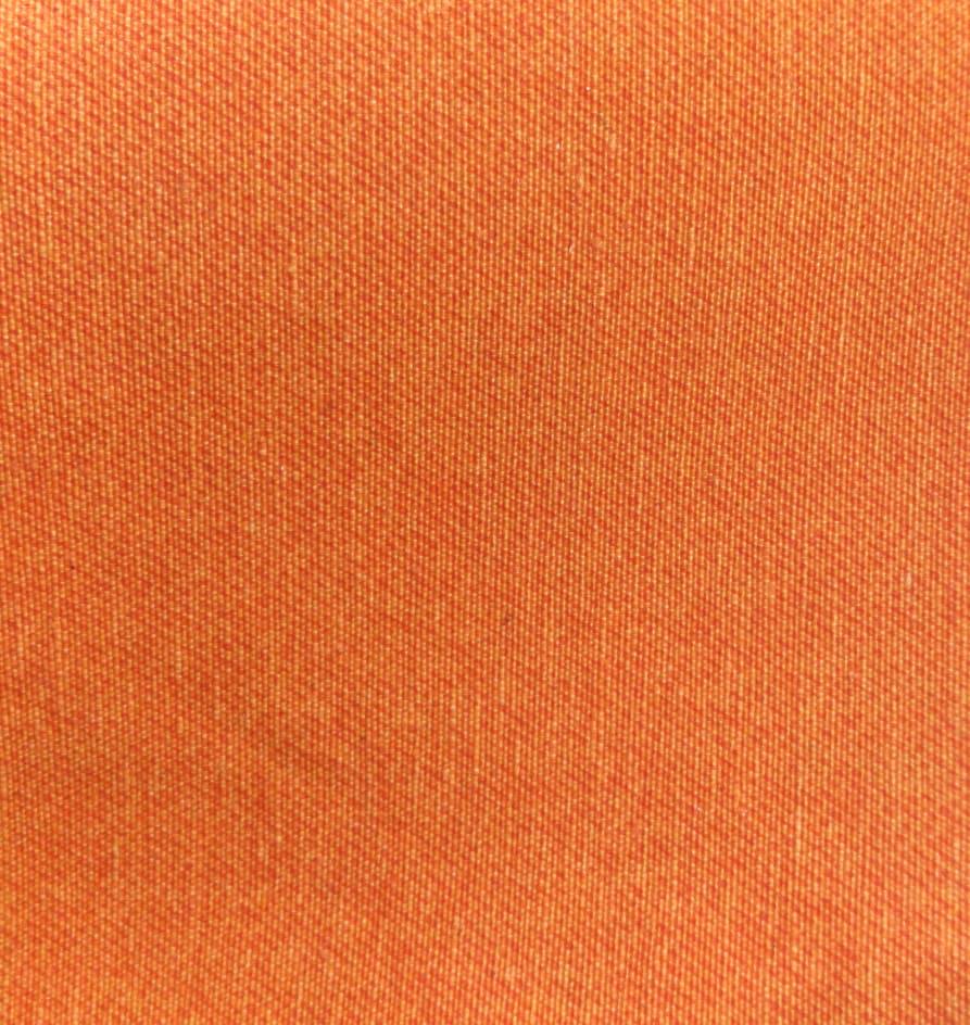Voksduk metervare Dali eden Oransje